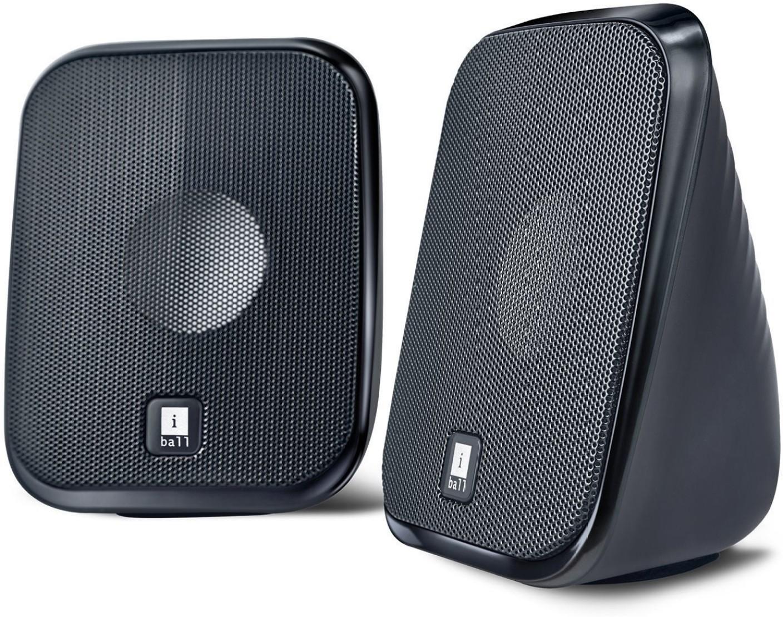 Buy iball decor9 multimedia speaker 5 w portable laptop for Decor 9 iball