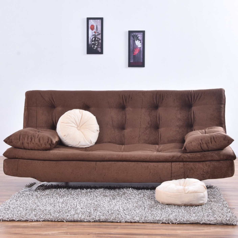 Furny Zara Double Engineered Wood Sofa Bed Price in India Buy