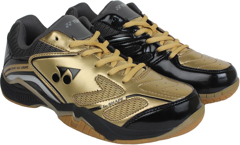 Yonex Court Ace Light Badminton Shoes For Men Buy Gold