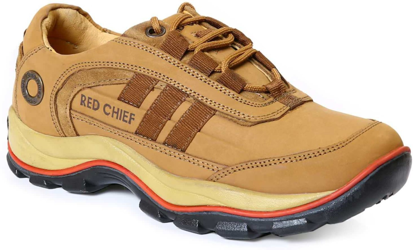 Red Chief Leather Shoes