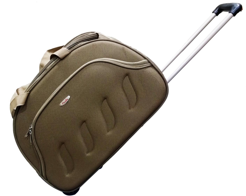 Pride Star Curve Duffel Strolley Bag Multicolor Price In