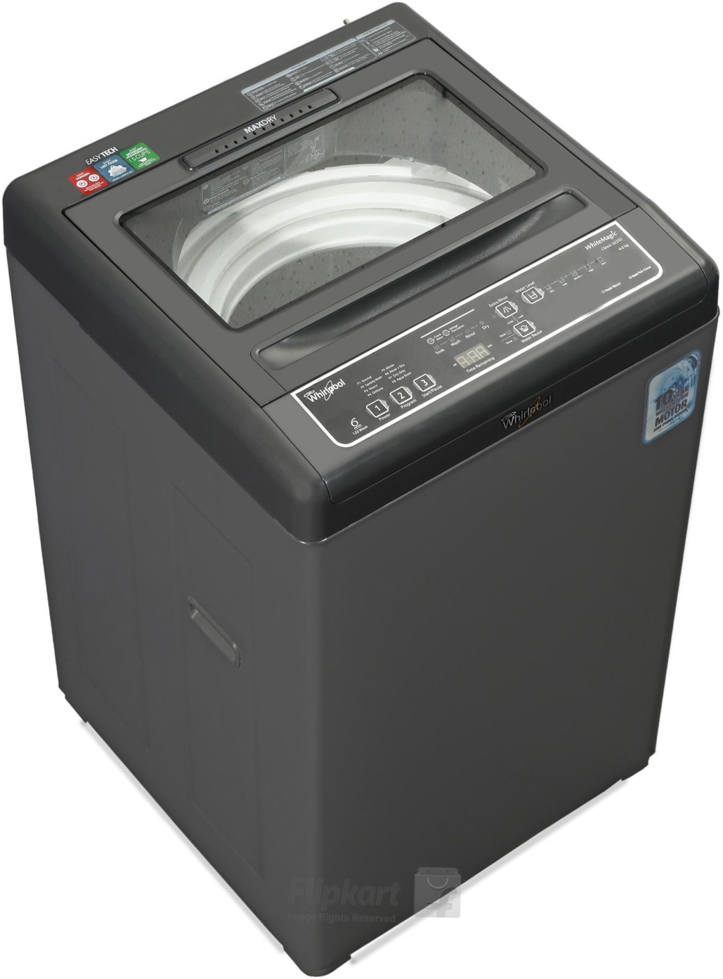 Whirlpool 6 2 Kg Fully Automatic Top Load Washing Machine