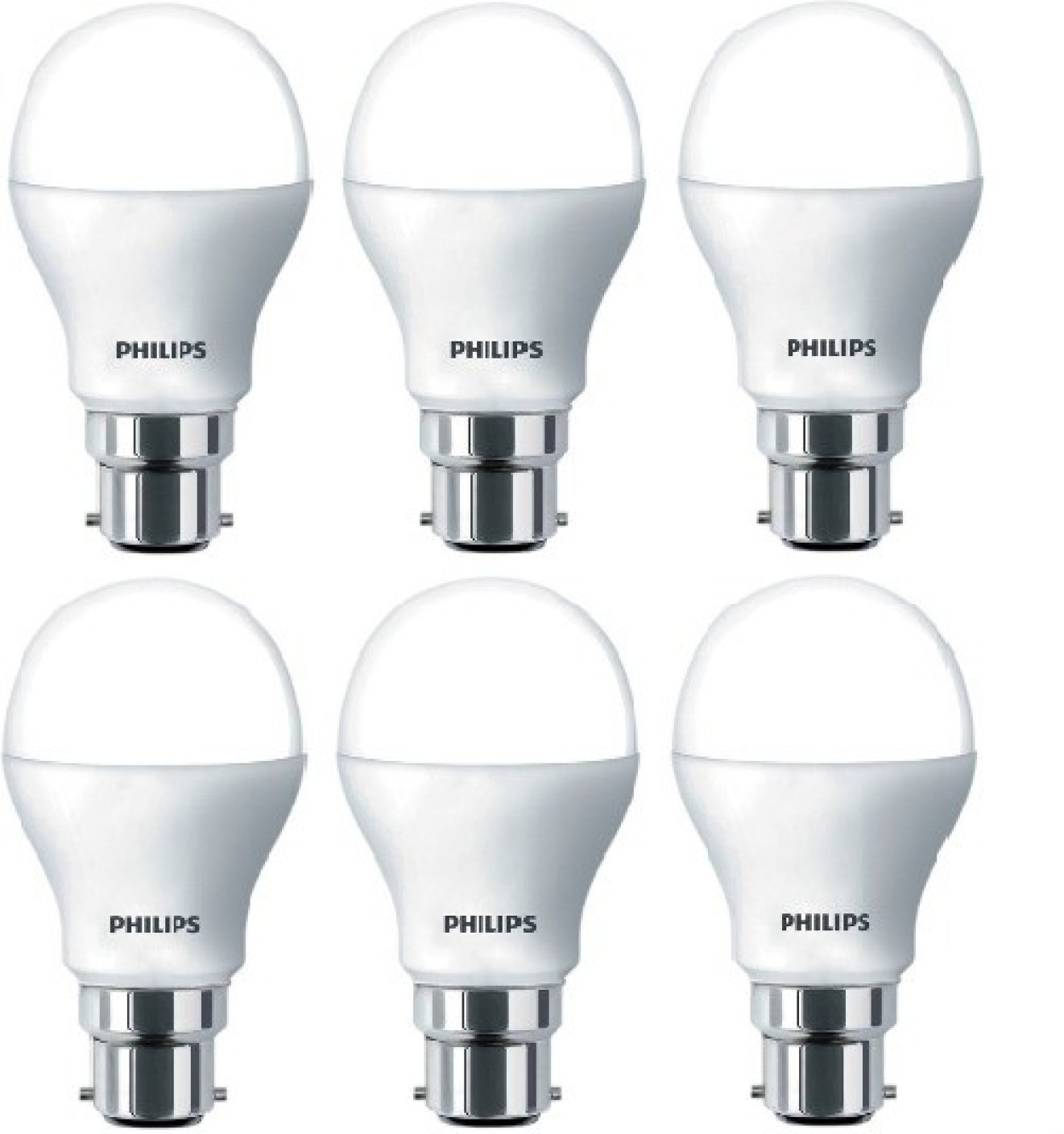 Philips 9 W B22 Led Bulb Price In India Buy Philips 9 W
