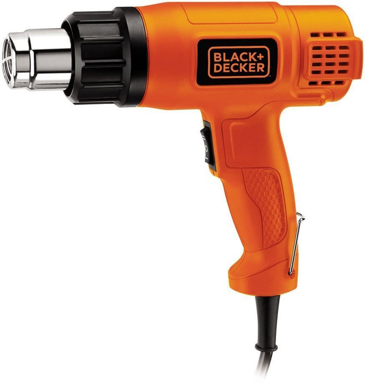 Heated Air Blowers : Black decker kx  watt dual temperature heat gun