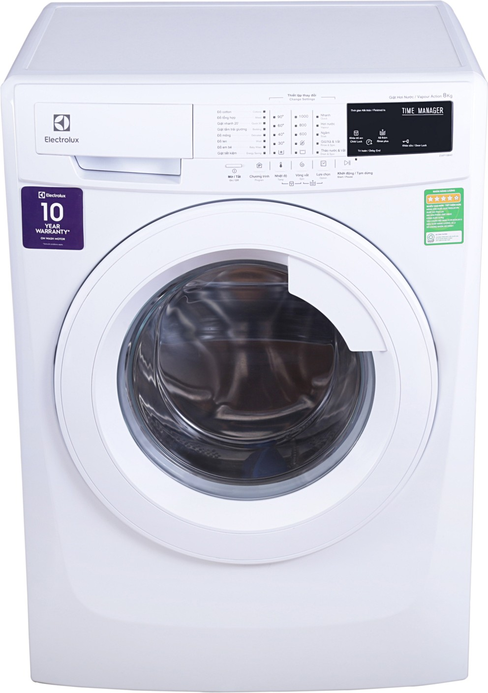 Electrolux 8 Kg Fully Automatic Front Load Washing Machine
