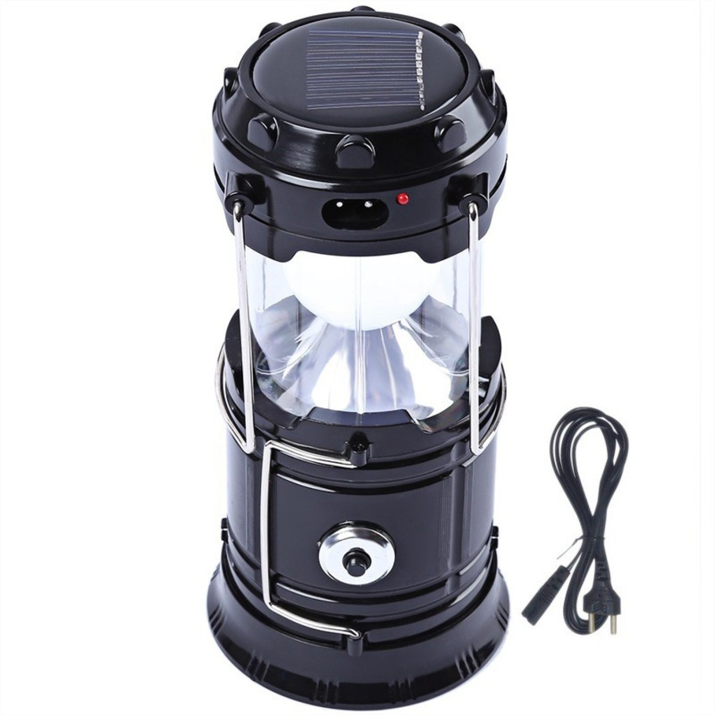 Balrama 6 1 Led Light Rechargeable Solar Light Collapsible
