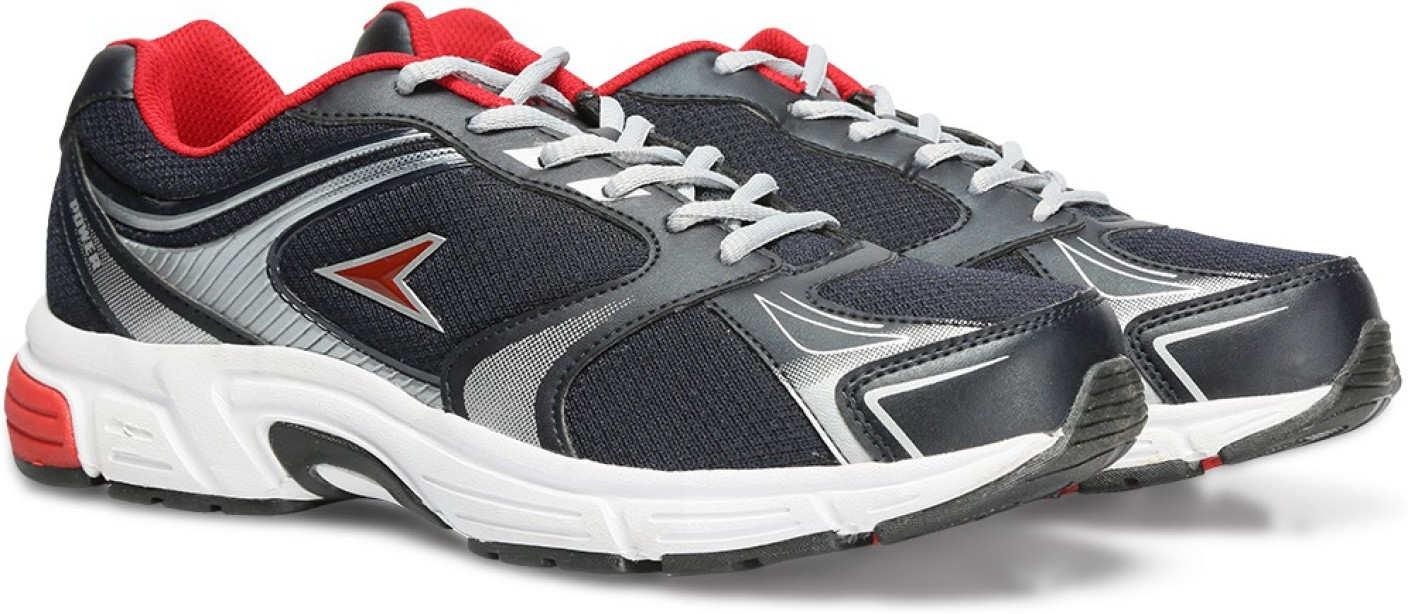 Bata Canvas Shoes For Running