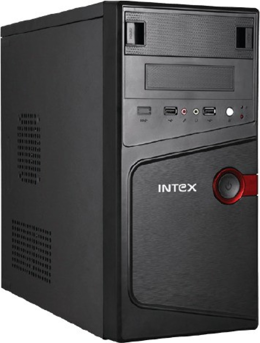 Intelindia: Intex 320gb Assembled CPU With Core2Duo 2 GB RAM 320 GB