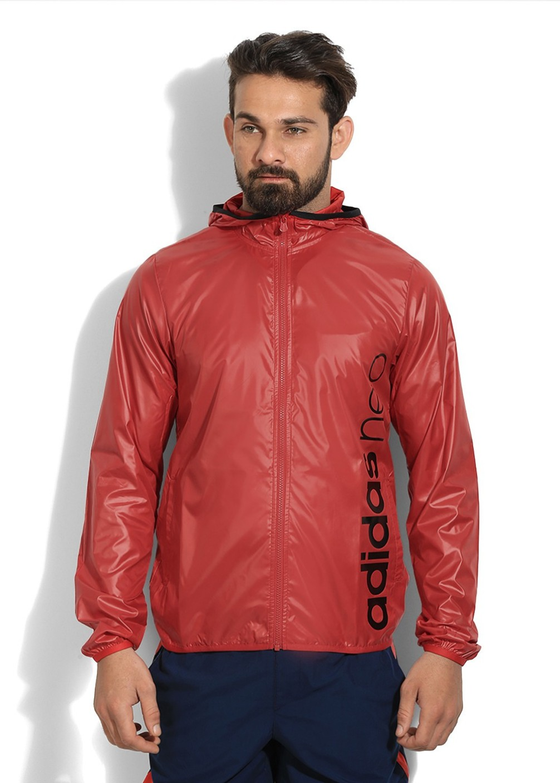 Mens jacket on flipkart - Adidas Full Sleeve Solid Men S Sports Jacket Jacket