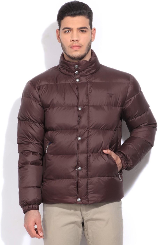 Gant Men's Jacket - Buy DARK BURGUNDY Gant Men's Jacket