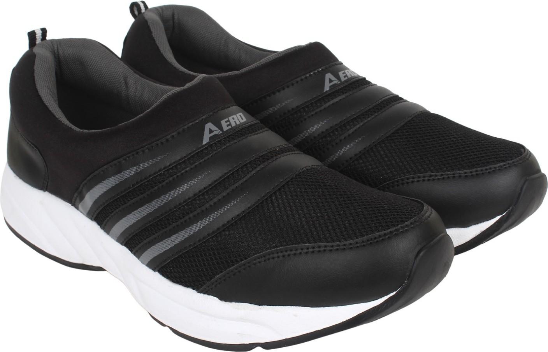 Aero Amg Performance Running Shoes For Men Buy Black