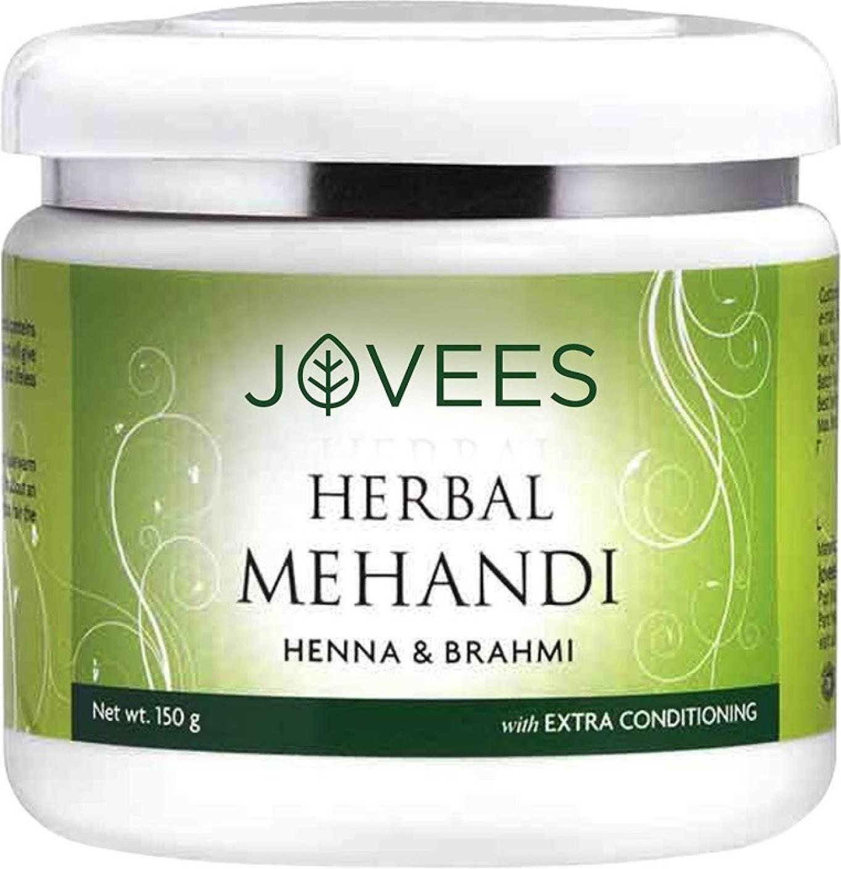 Mehandi Henna Reviews : Jovees henna brahmi herbal mehandi price in india buy