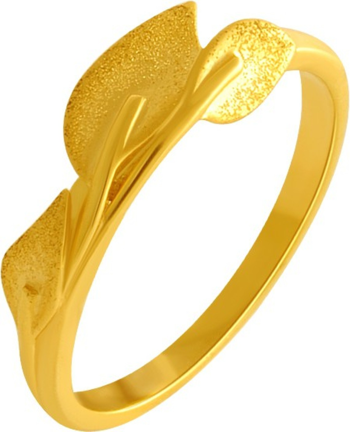 PC Chandra Jewellers 10kt Yellow Gold ring Price in India - Buy PC ...