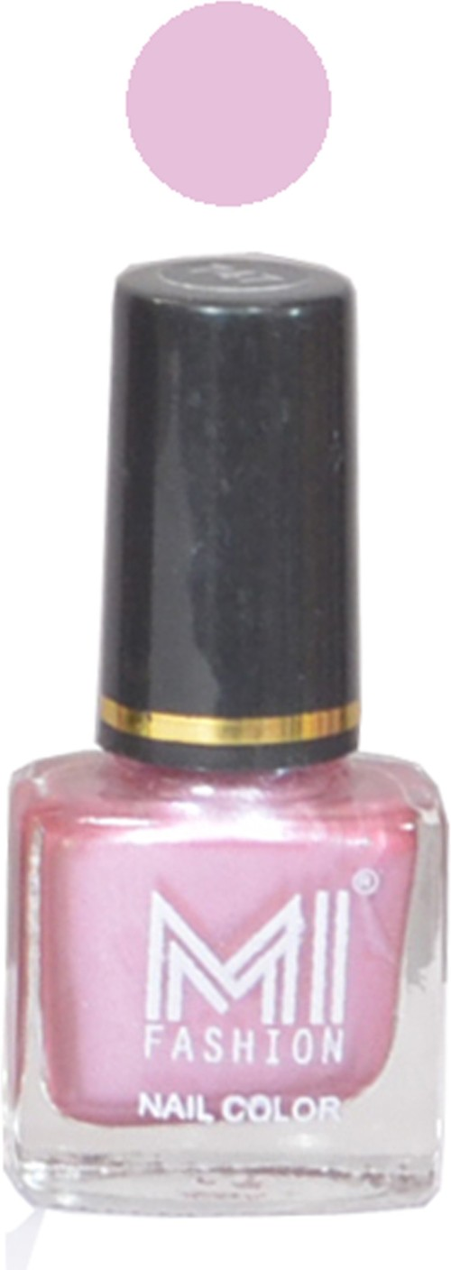 MI Fashion Luxury Quality Longest Lasting Nail Polish Shine Pink ...