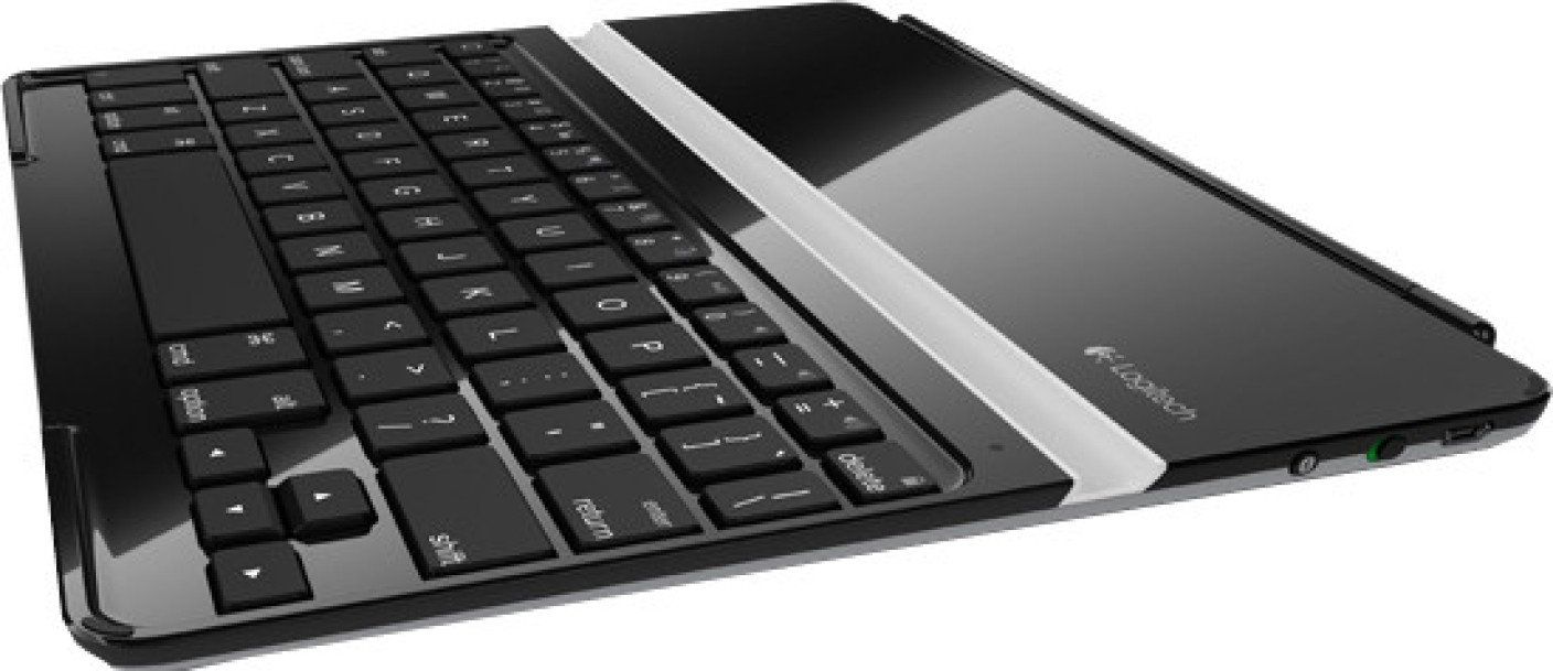 logitech logitech ultrathin bluetooth keyboard for ipad black wireless tablet keyboard. Black Bedroom Furniture Sets. Home Design Ideas