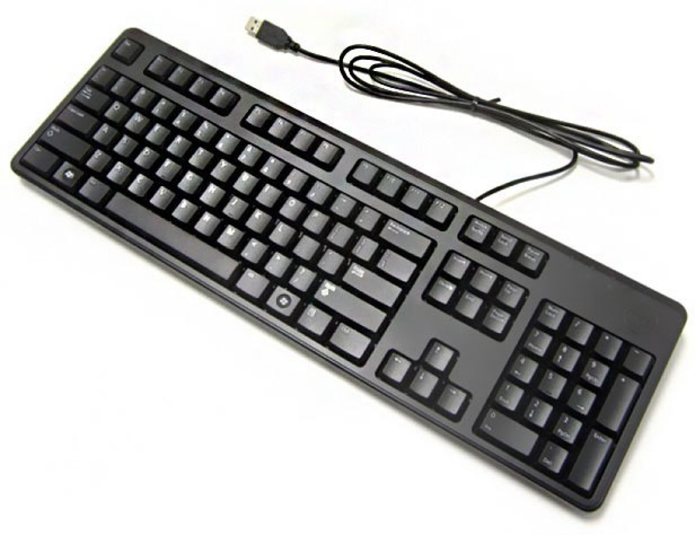 dell kb212 wired usb keyboard dell. Black Bedroom Furniture Sets. Home Design Ideas