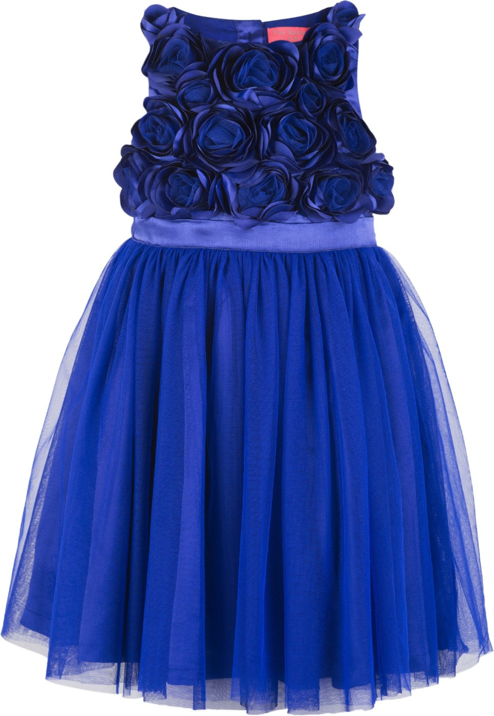 Toy Balloon Kids Girls Midi/Knee Length Party Dress Price ...