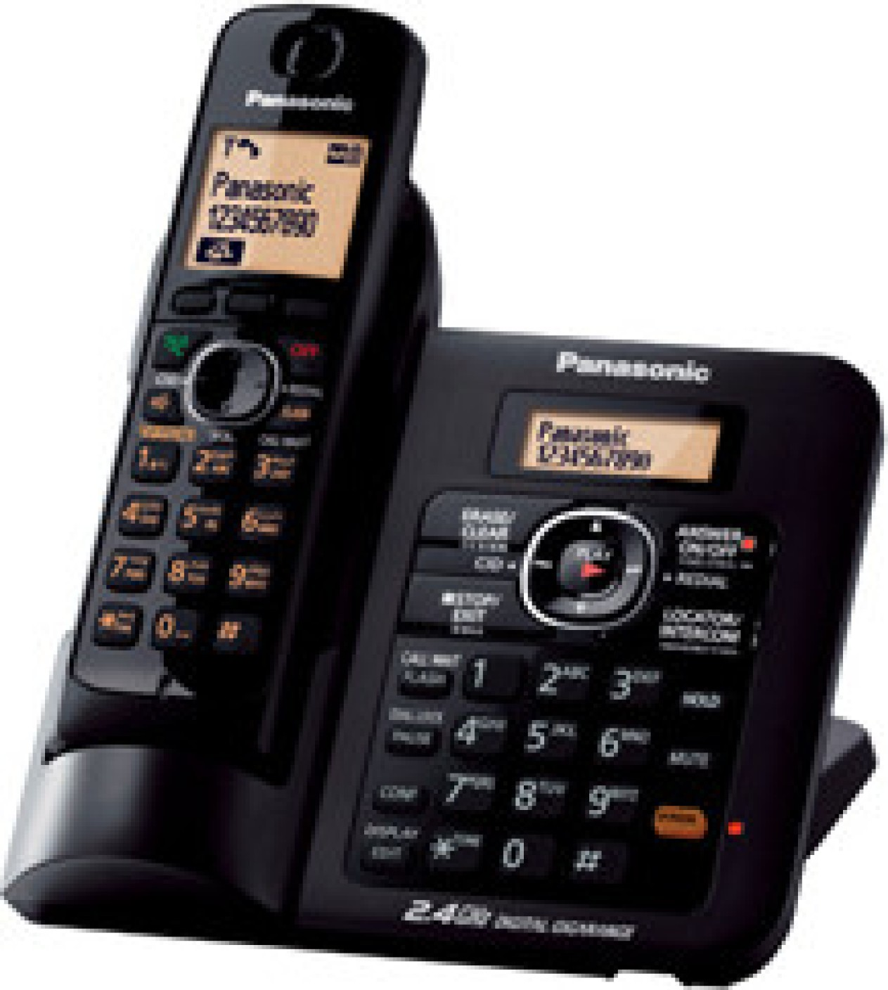 Panasonic Kxtg 3821sx Cordless Landline Phone Price In