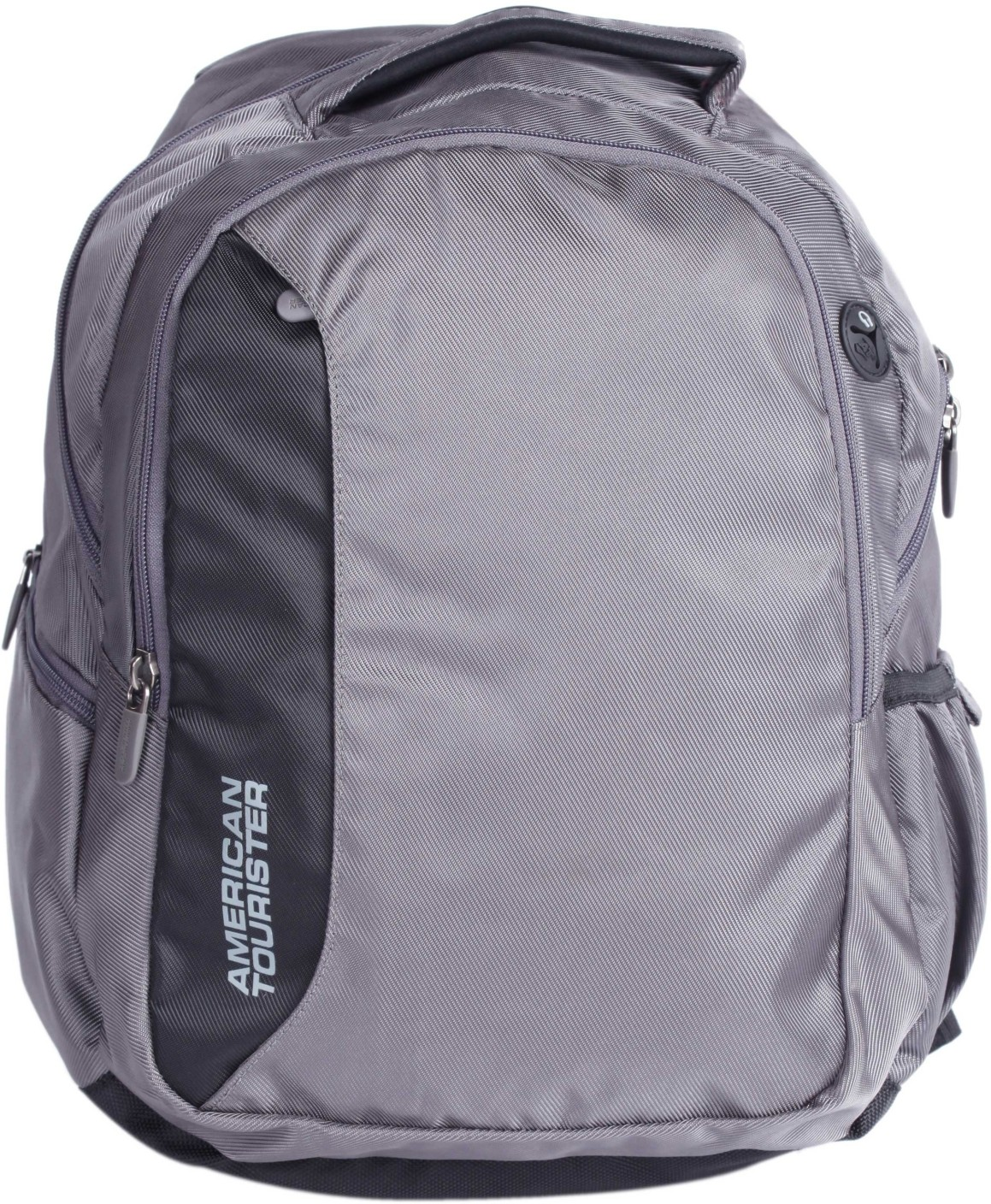 American tourister laptop backpack grey price in india - American tourister office bags ...