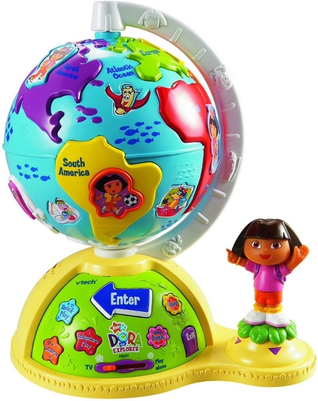 VTech Spin & Discover 7