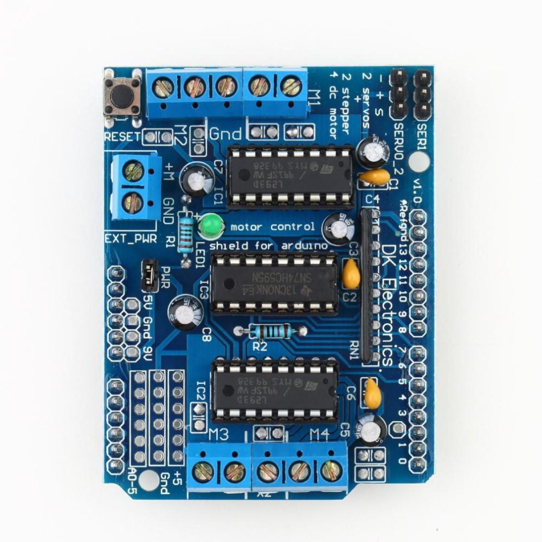 Robodo l d motor shield for arduino price in india buy