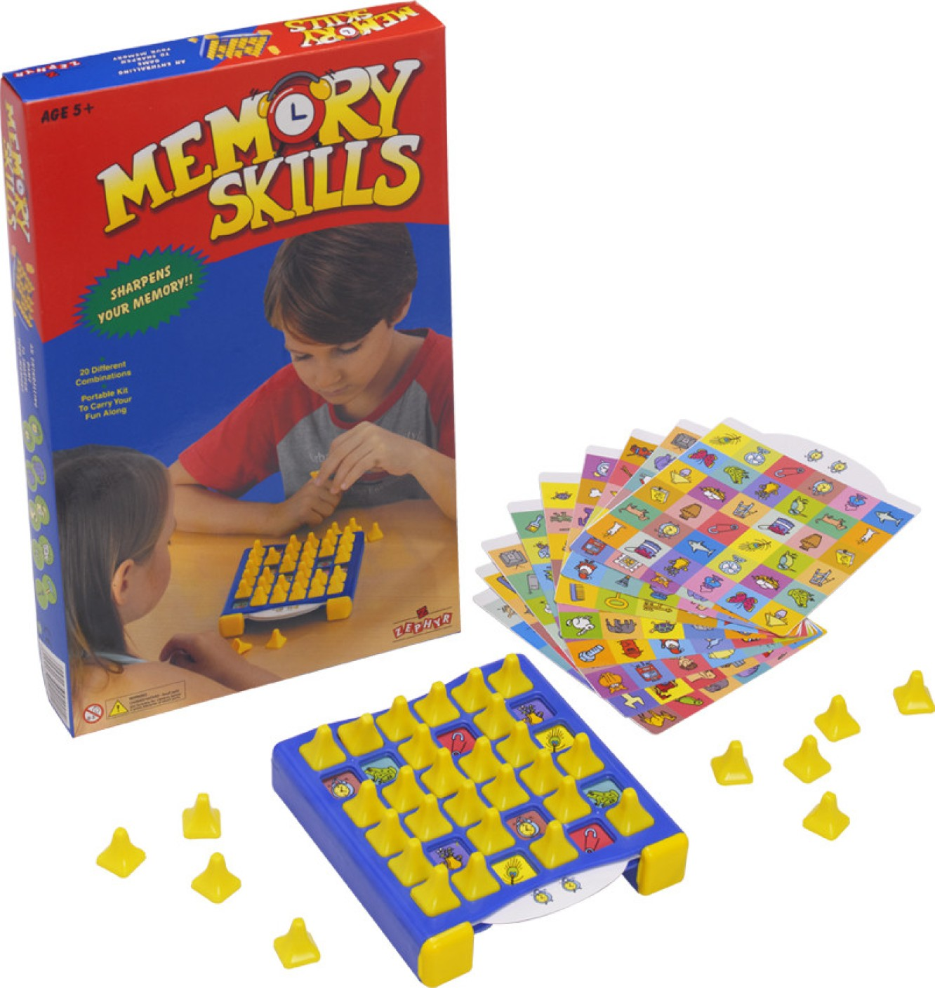 Zephyr Memory Skills Price in India - Buy Zephyr Memory Skills ...