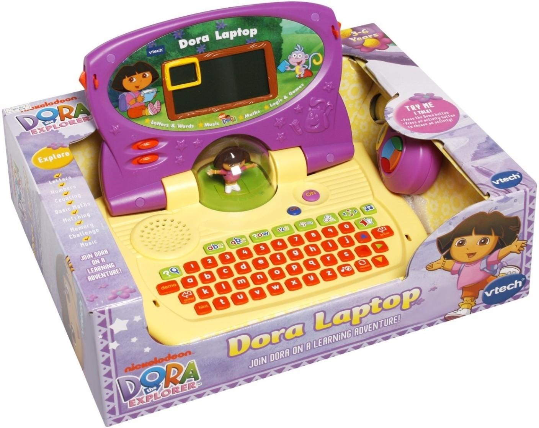 V Tech Laptop - Dora Price in India - Buy V Tech Laptop ...