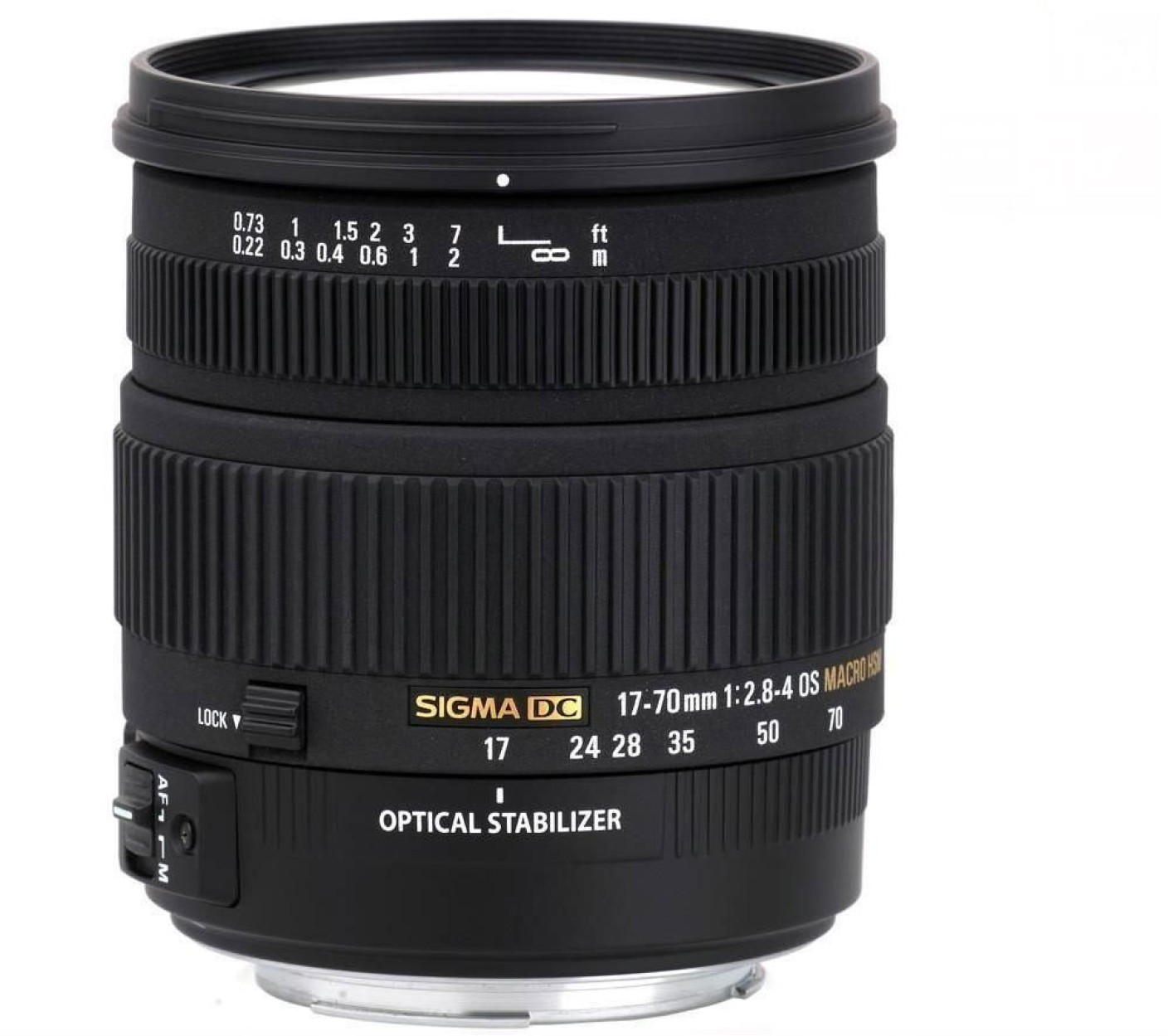 sigma 17 70 mm f2 8 4 dc macro os hsm for nikon digital slr lens sigma. Black Bedroom Furniture Sets. Home Design Ideas