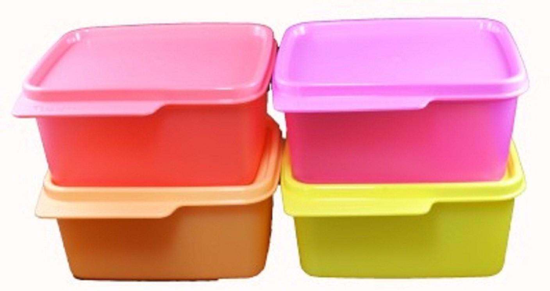 ADD TO CART  sc 1 st  Flipkart & Flipkart.com   Tupperware KEEP TAB SMALL 4 Containers Lunch Box - Aboutintivar.Com