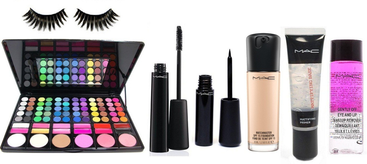 Online shopping of makeup products in india