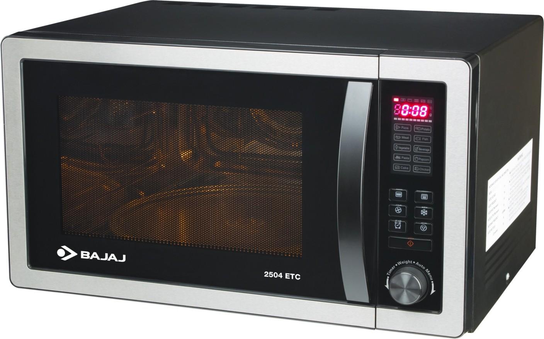 bajaj 25 l convection microwave oven. Black Bedroom Furniture Sets. Home Design Ideas