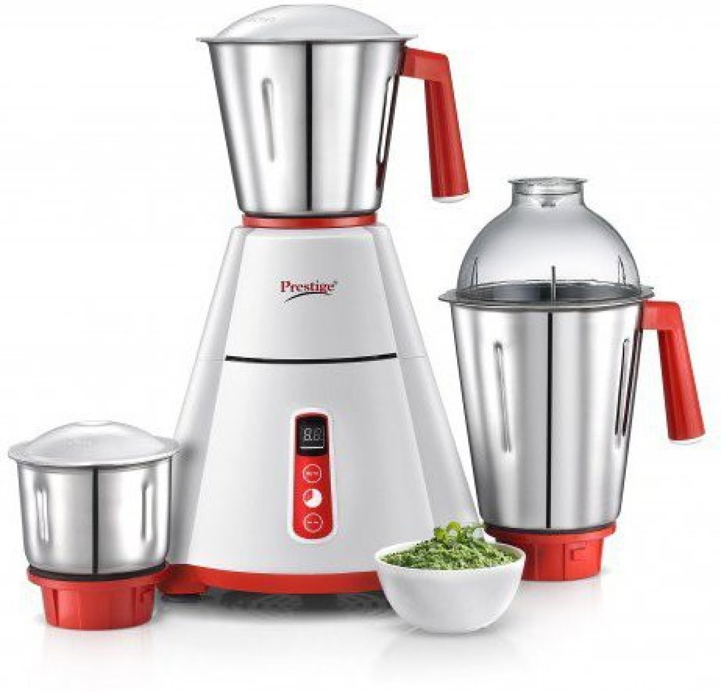 Prestige Kitchen Appliances Prestige Automatik 750 W Mixer Grinder Price In India Buy
