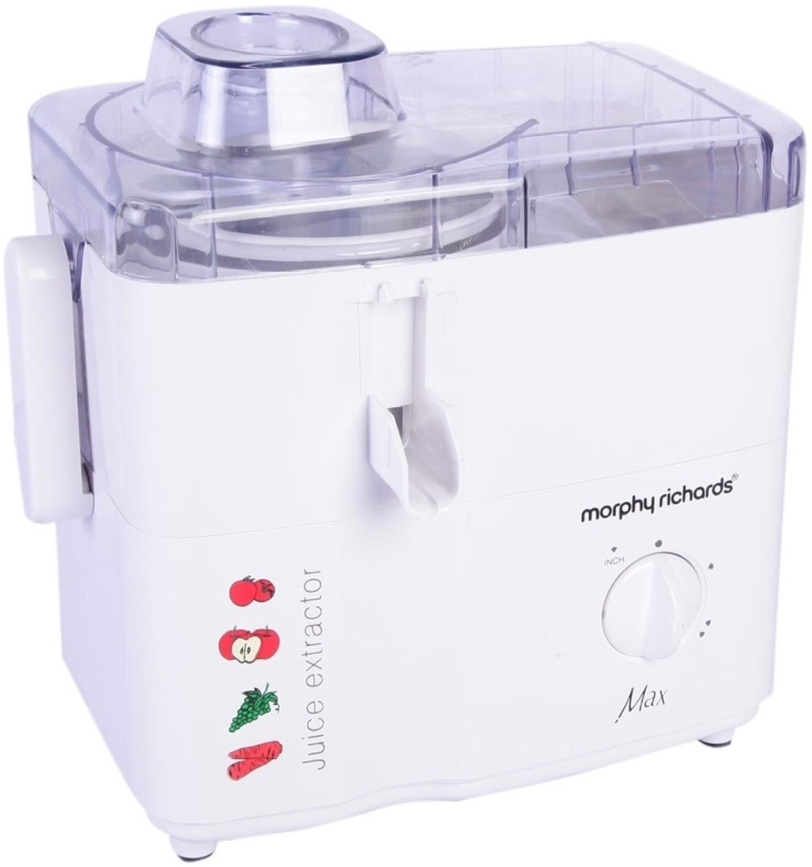 Morphy Richards Mixer Grinder Juicer: Morphy Richards Max 450 W Juicer Price In India
