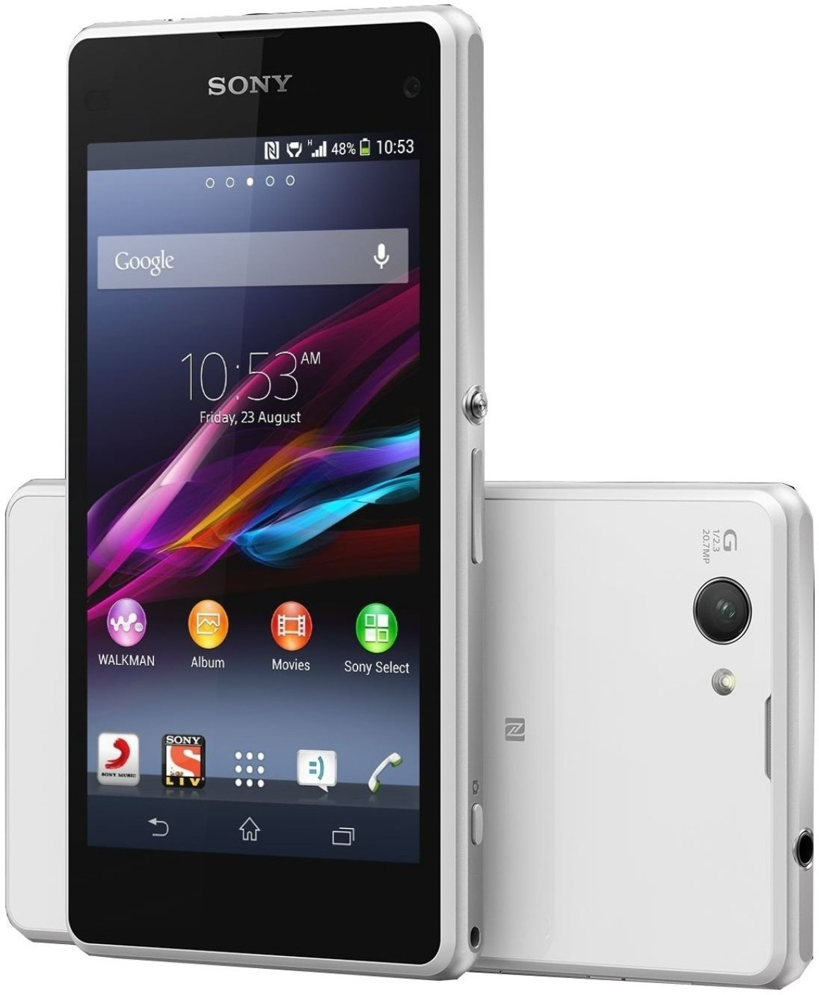 Sony Xperia Z1 Compact (White, 16 GB) Online at Best Price ...