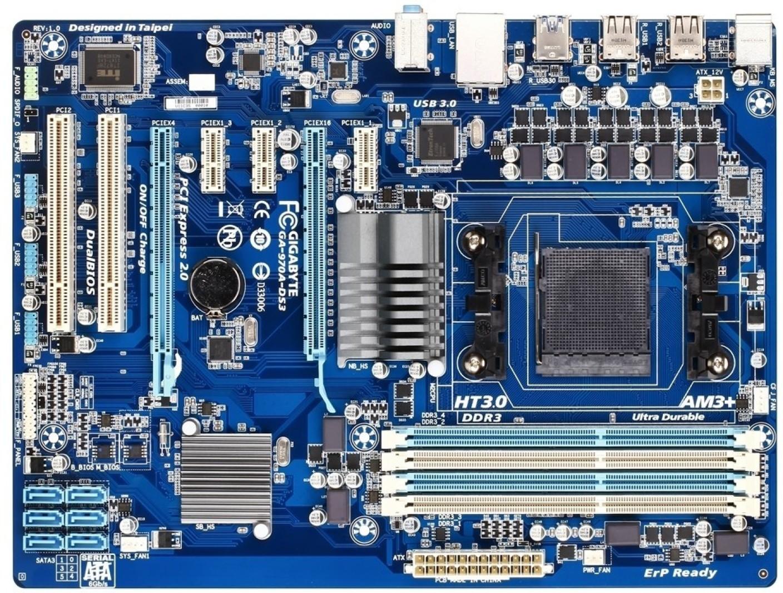Gigabyte Ga-970a-ds3 Motherboard