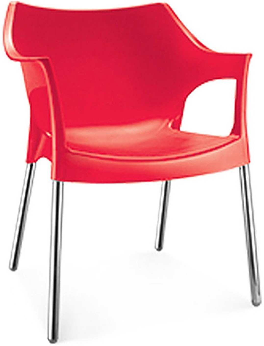 Nilkamal plastic chair - On Offer