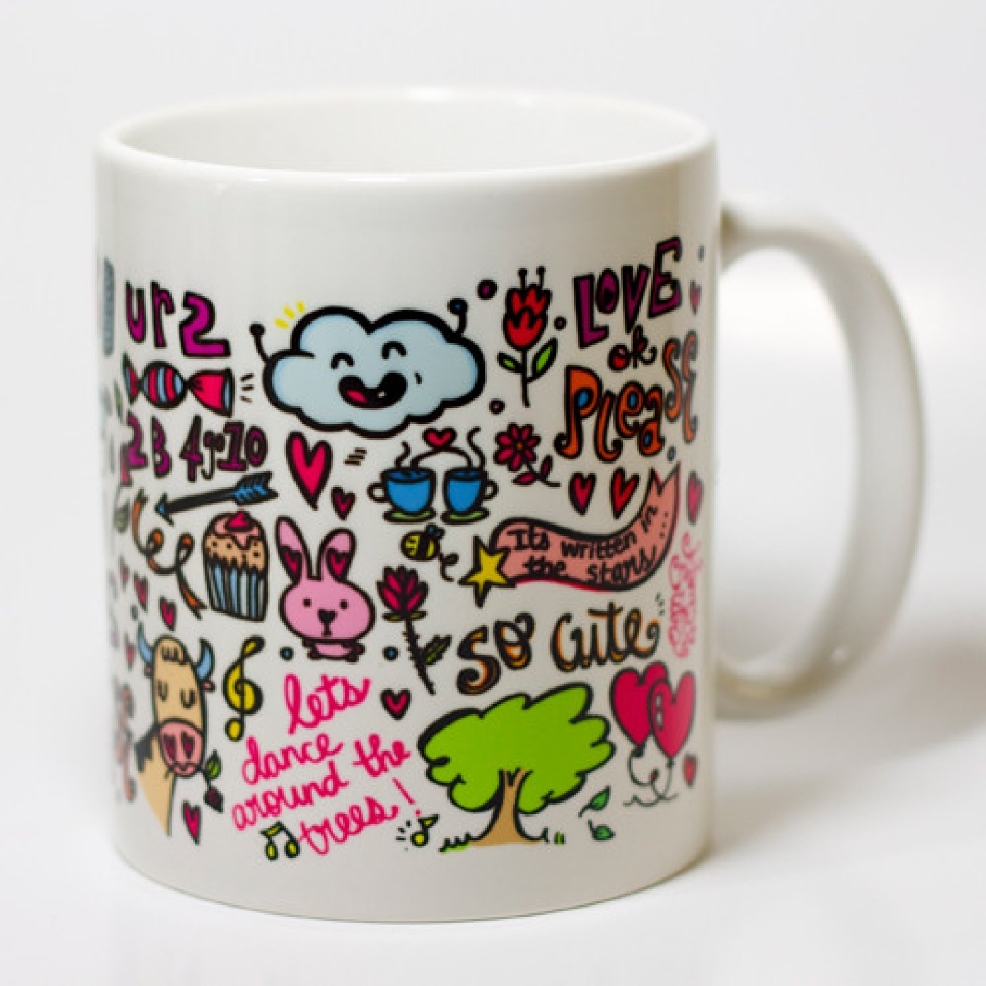 Chumbak Pyar Vyar Ceramic Mug Price In India Buy Chumbak