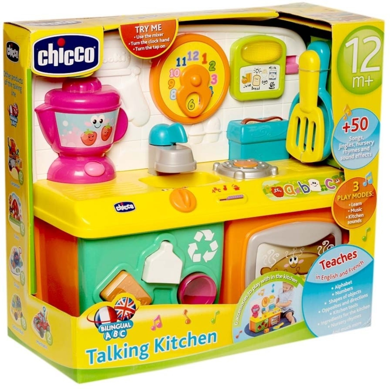 Kitchen Set Toys India: Talking Kitchen . Buy Talking