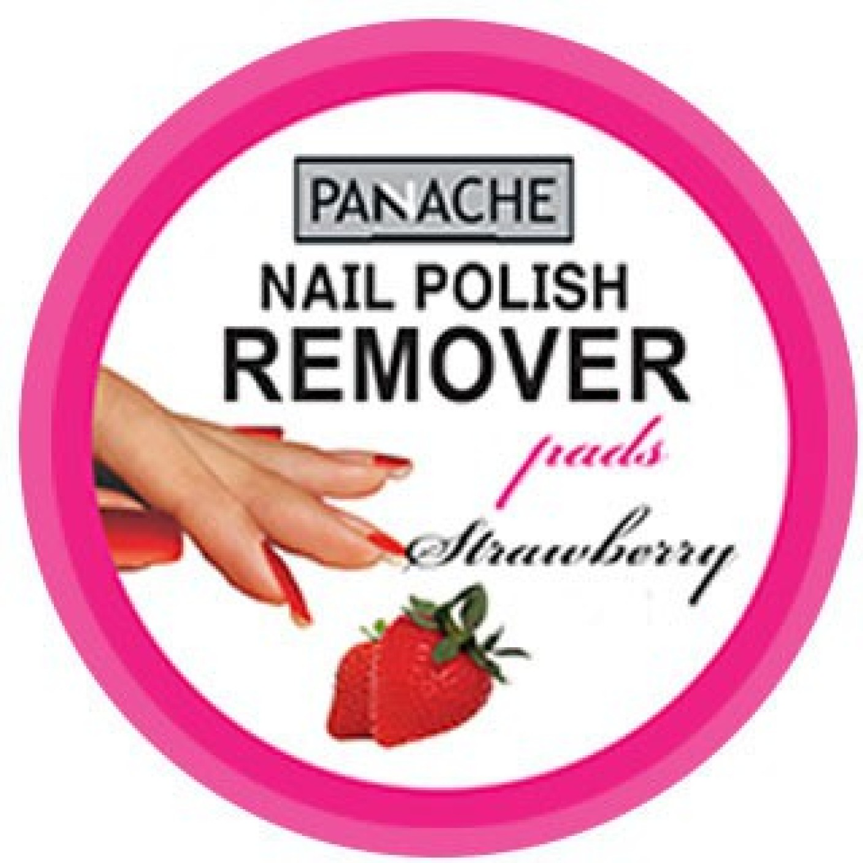 Panache Nail Polish Remover Pads