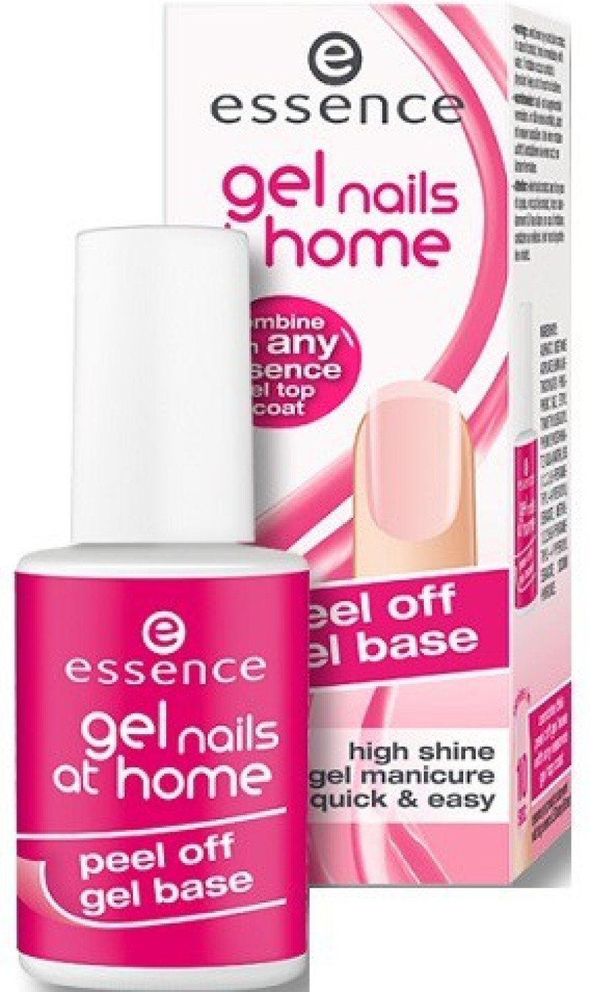 Essence Gel Nails At Home Peel Off Gel Base-76040 - Price in India ...