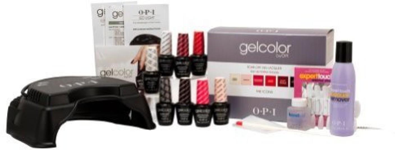 OPI LED Professional Salon Nail Lamp Manicure Gel Polish The Icon Intro Kit  UV. Share