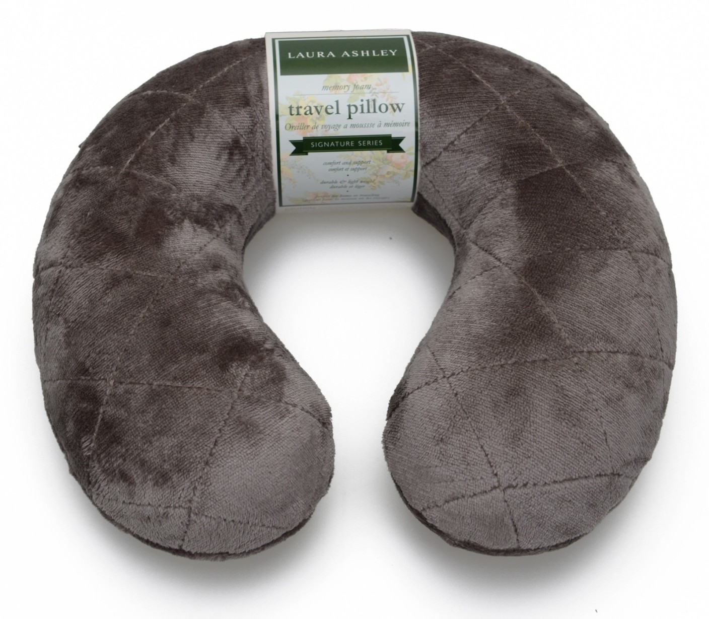laura ashley imported memory foam neck pillow add to cart