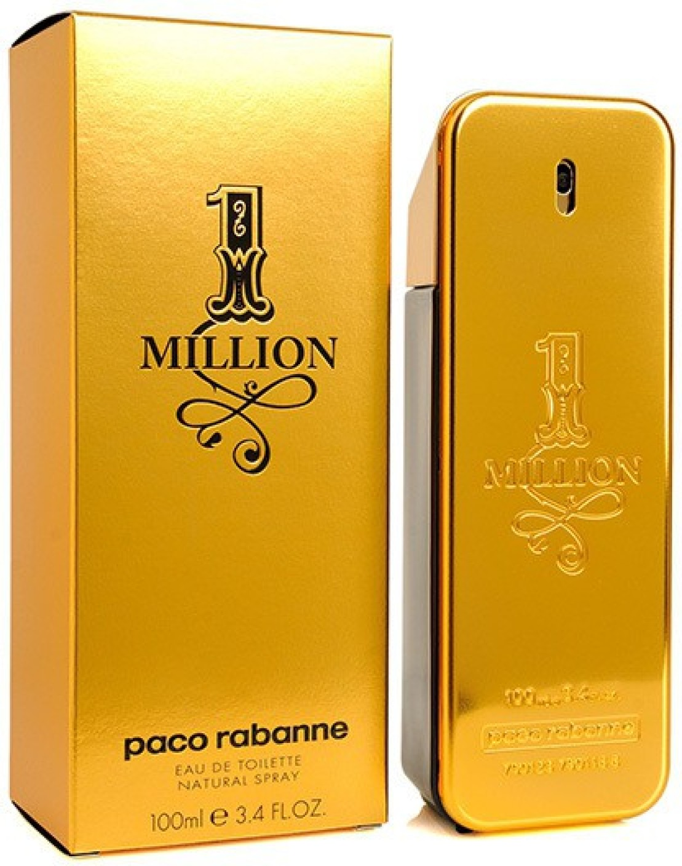 perfume one million de paco rabanne