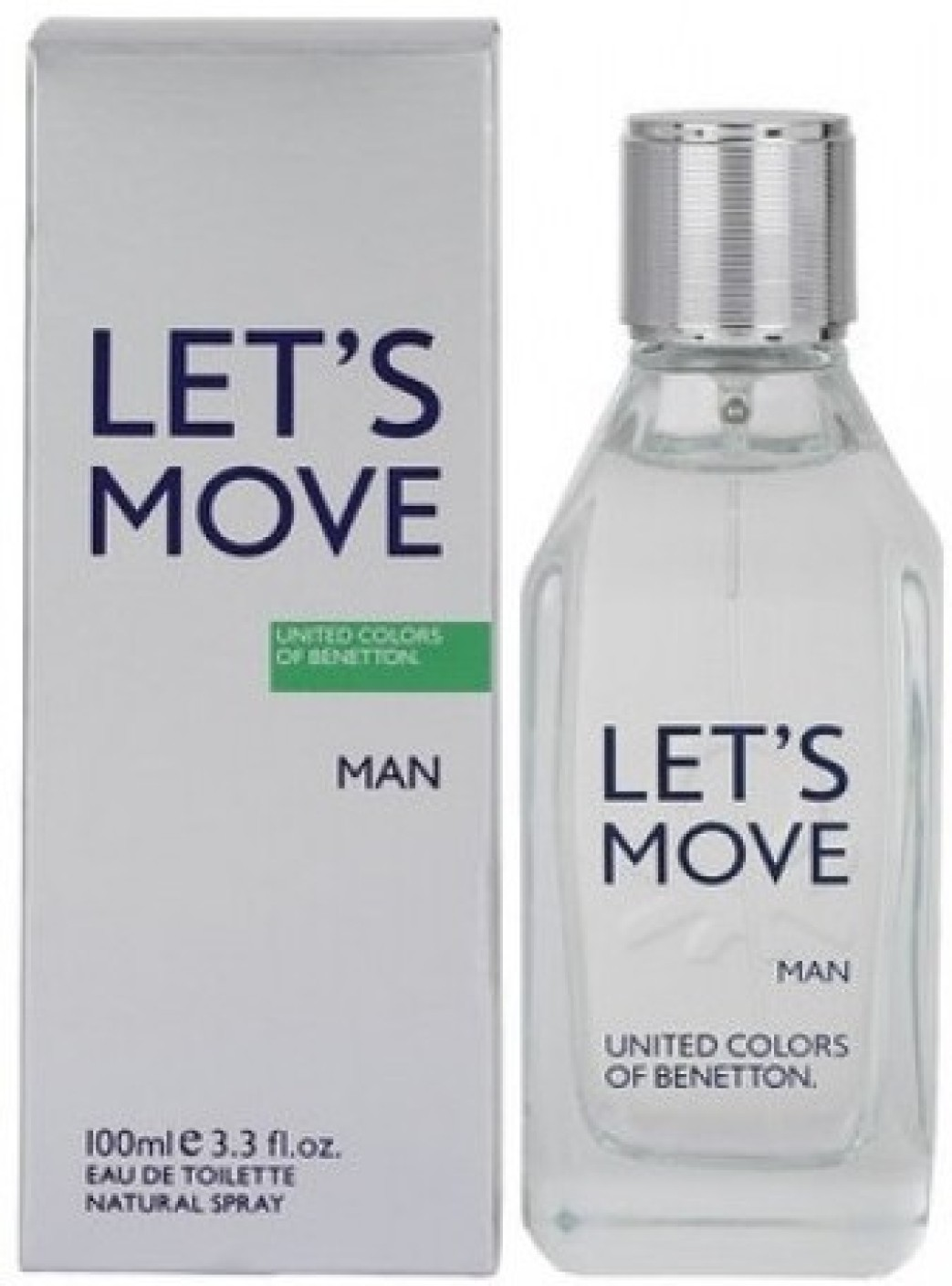 Buy United Colors of Benetton. Lets Move EDT - 100 ml ...