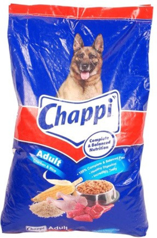 Pedigree Dog Food Review India