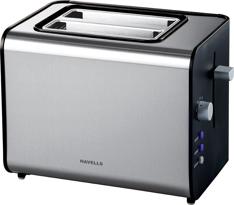Original Pop Up Toaster ~ Havells quattro w pop up toaster price in india buy