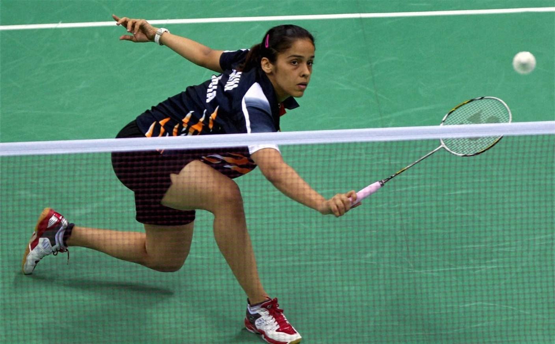 Saina Nehwal Badminton Star Poster Paper Print Sports posters