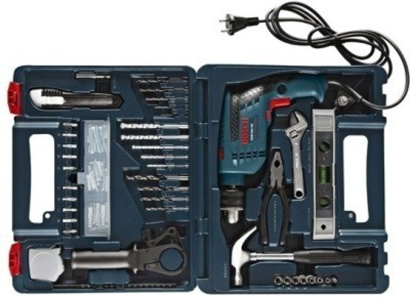 bosch gsb 13 re drill kit power tool kit price in india. Black Bedroom Furniture Sets. Home Design Ideas