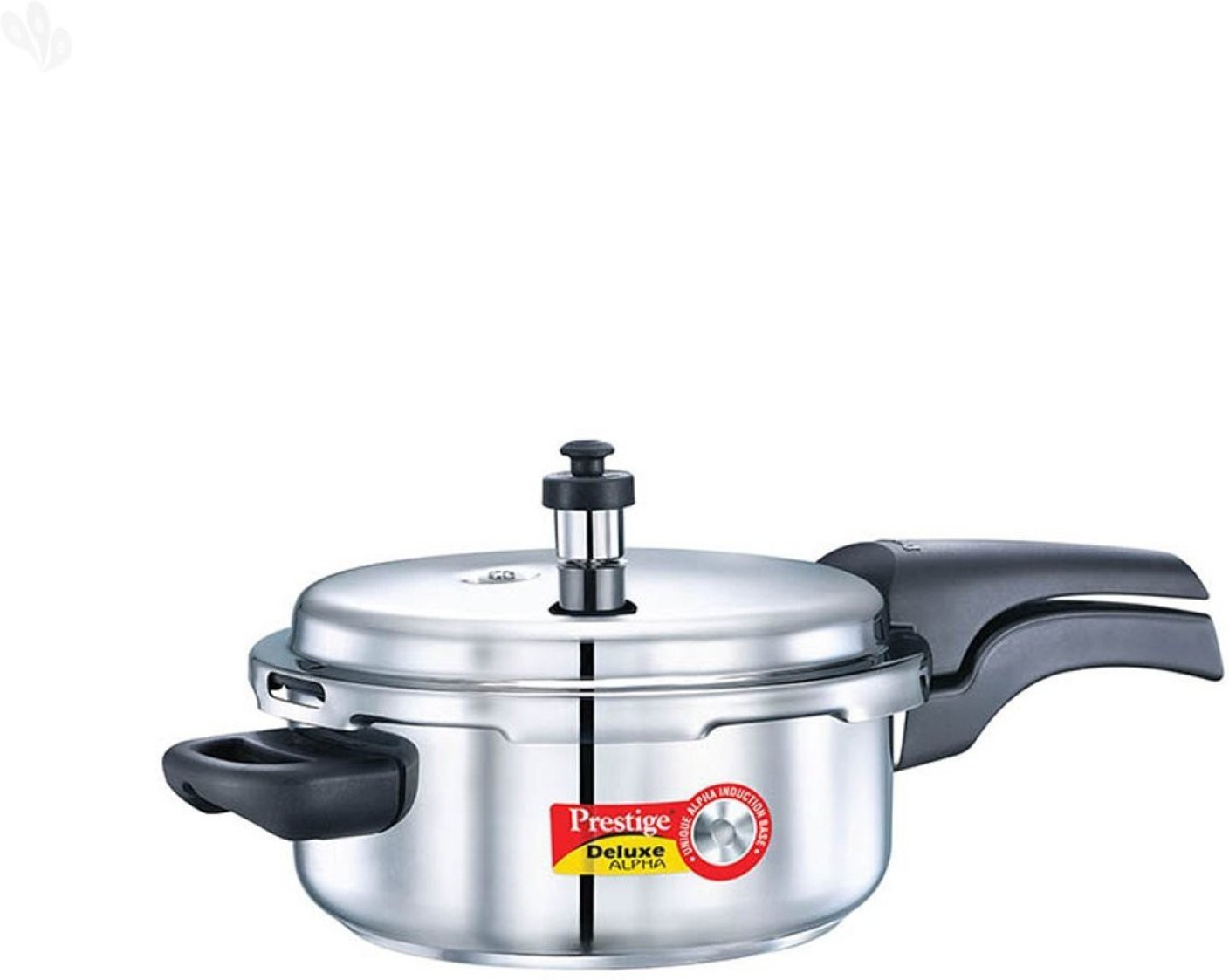 Prestige Kitchen Appliances Prestige Deluxe Alpha 3 L Pressure Cooker Price In India Buy