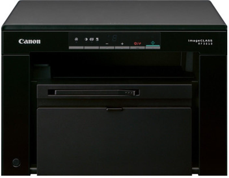 Скачать программа для принтера canon mf3010